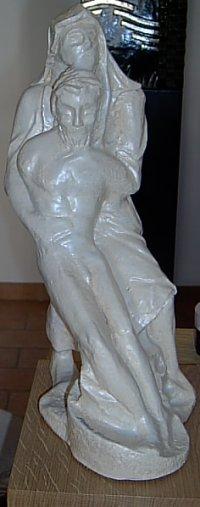 Art Gallery - Deruta - Sculture e ceramiche d'arte - Angelo e Fabio Ficola